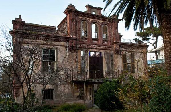 خانه تروتسکی