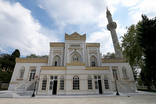 مسجد ییلدیز استانبول