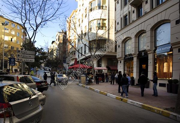خیابان عثمان بی استانبول