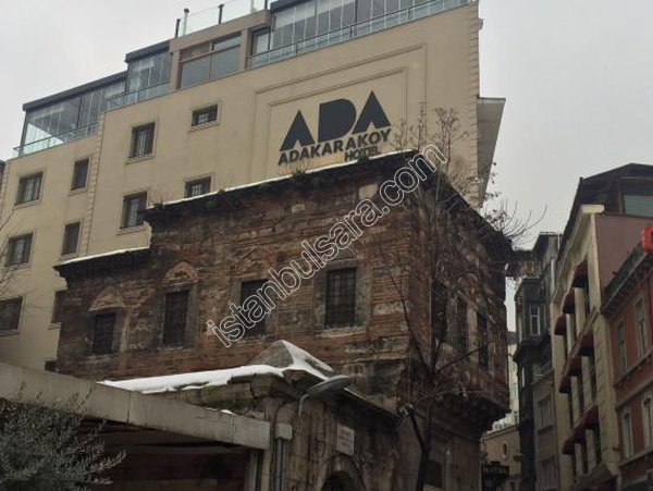 هتل آدا کاراکوی استانبول