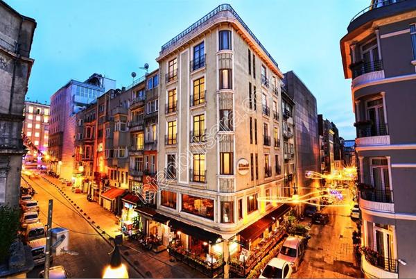 هتل سانتا عثمان استانبول