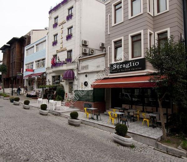هتل سراگلیو استانبول