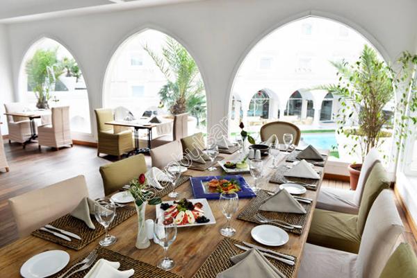رستوران نار استانبول