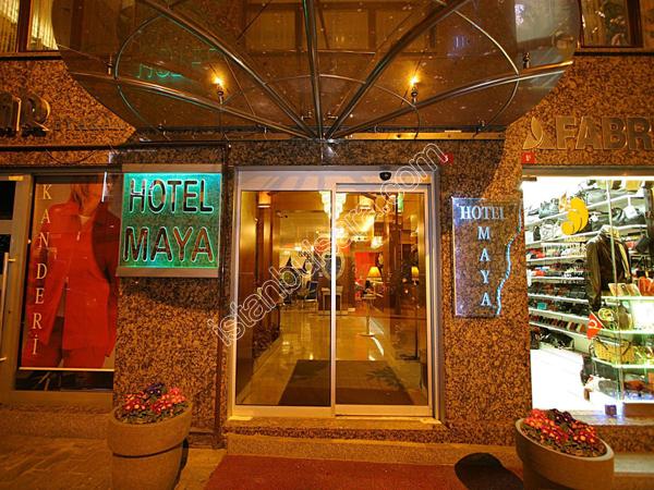 هتل مایا استانبول