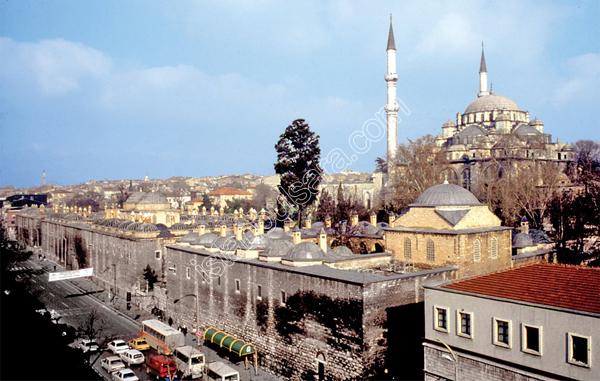 مسجد فاتیح استانبول