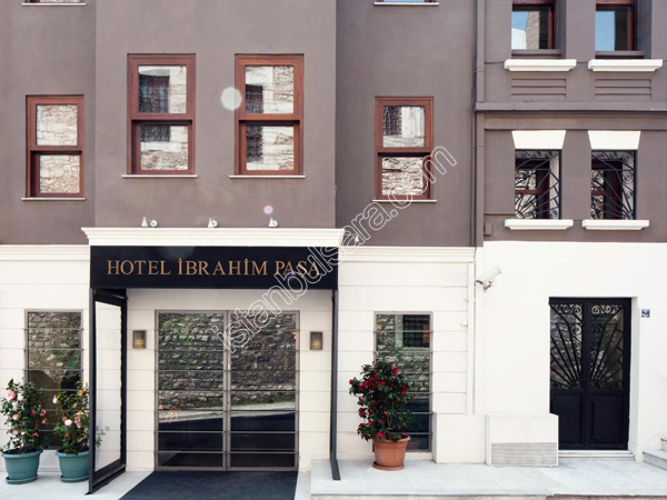 هتل بوتیک ابراهیم پاشا استانبول
