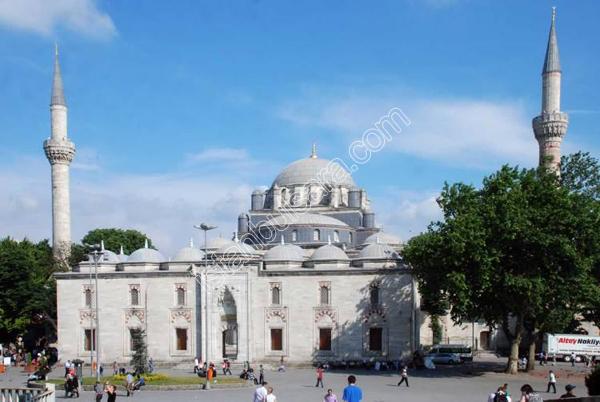 مسجد بایزید استانبول