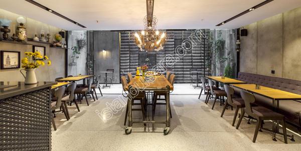 هتل لامپا دیزاین استانبول