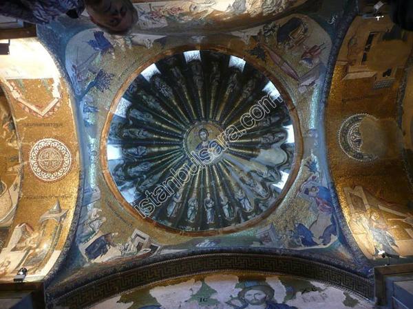 کلیسای کورا استانبول