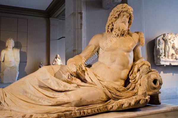 موزههای باستان شناسی استانبول