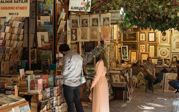 بازار صحافلار استانبول