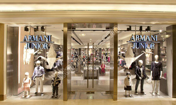 فروشگاه Armani Junior