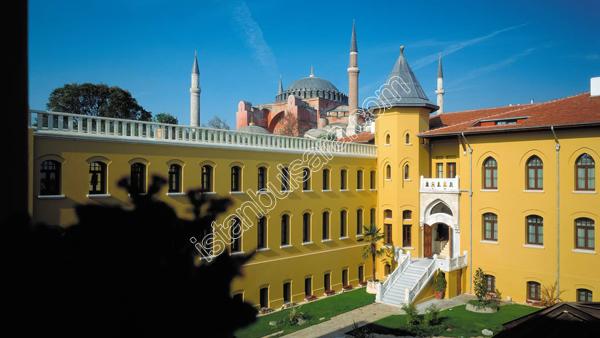 هتل فور سیزن در سلطان احمد