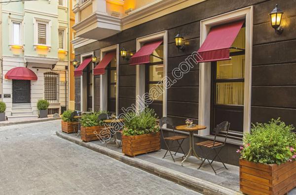 هتل نار باگداتلیان استانبول