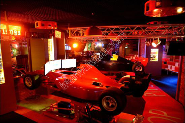 SPEEDCITY Game Cafe