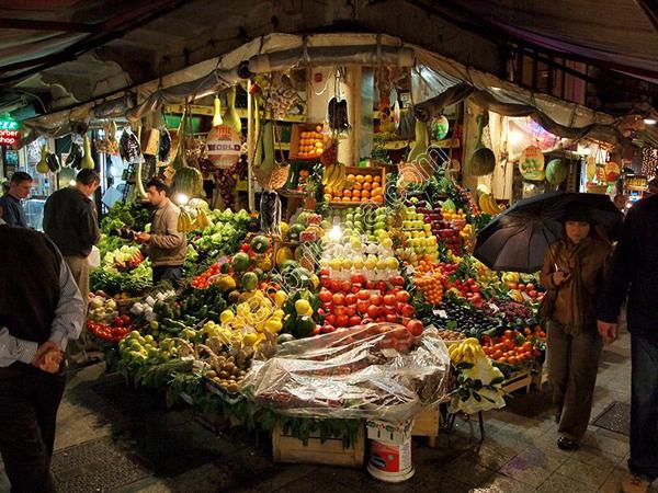 بازار ماهی بی اوغلو