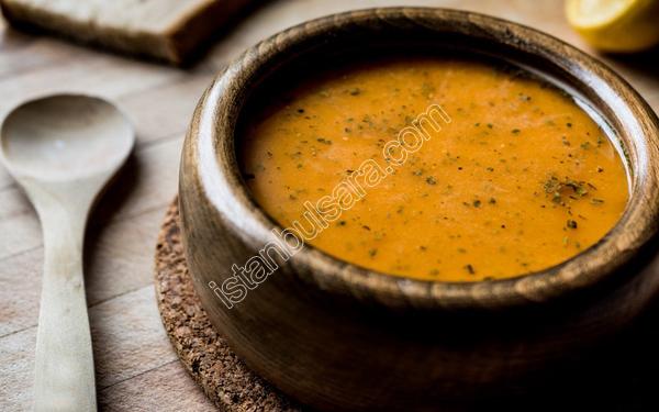 سوپ عروس یا ازوگلین (Ezogelin Corbasi)