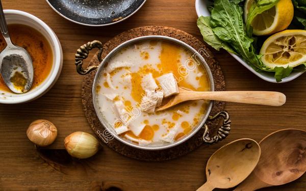 سوپ سیرابی (Iskembe Corbasi)