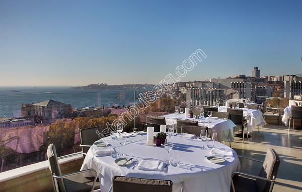 رستوران وگ استانبول