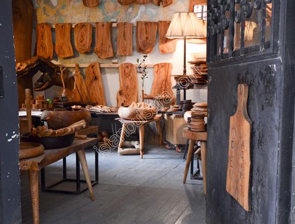 فروشگاه Amorf Woods