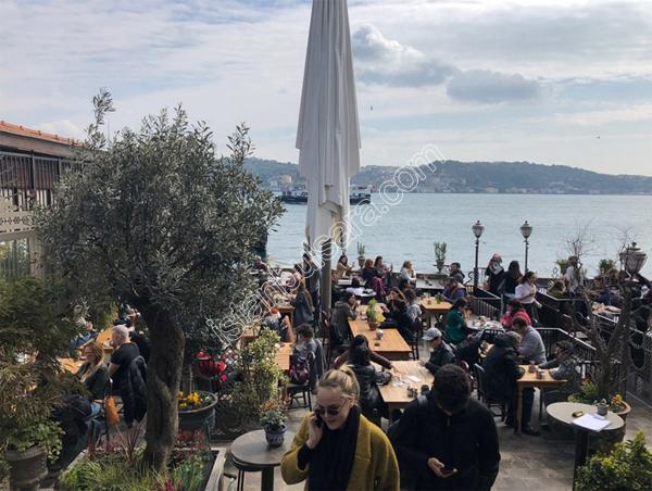 رستوران هاوس کافه استانبول