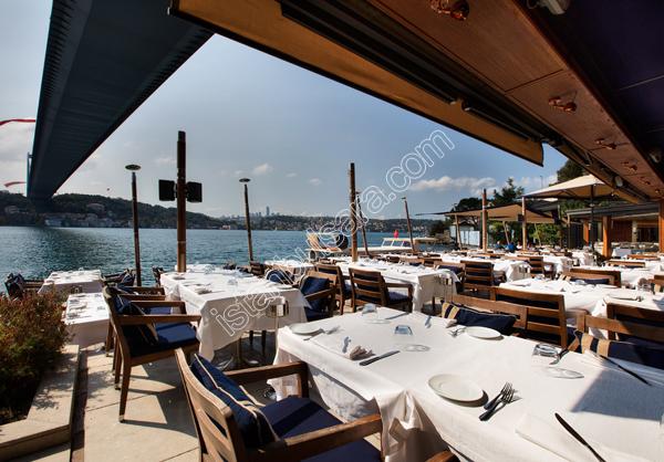 رستوران Lacivert استانبول
