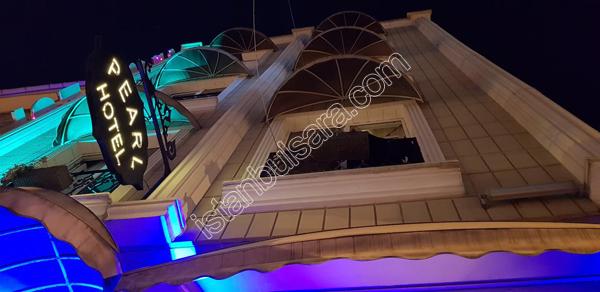 هتل پیرل استانبول