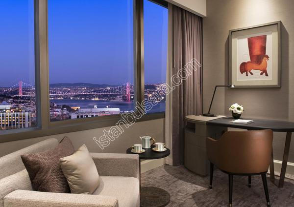 هتل ریتز کارلتون استانبول