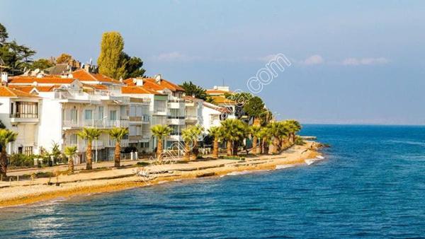 جزیره کینالی آدا استانبول