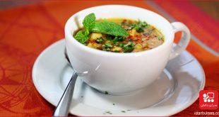 انواع سوپ ها در زبان ترکی استانبولی